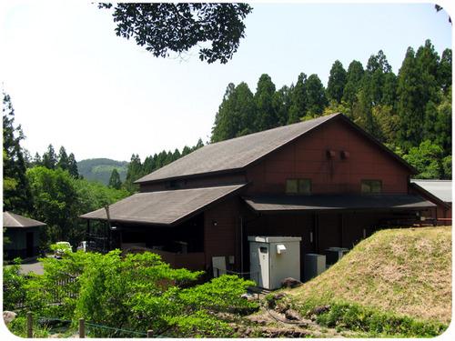 ひでじビールの建物(後側)