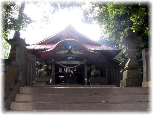 妻耶神社(大将軍神社)