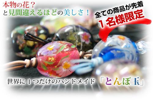 世界に一つだけのとんぼ玉バナー.jpg